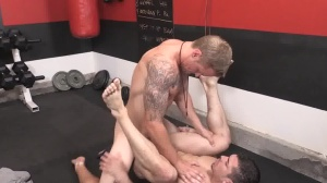 train Me - cook jerking Action