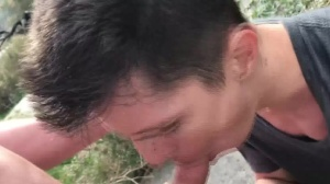 men In Public three – Hike - wazoo Licking First Time
