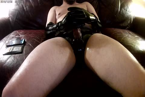 recent Elbow Length black Latex Gloves And panties!!!