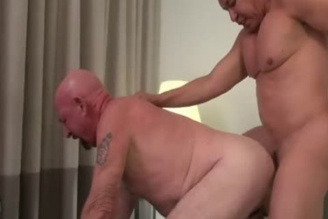 Juliano And German daddy plow raw