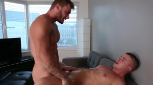 Pranksters - Jake Porter with William Seed ass Hump