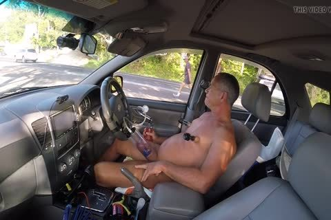 Pumping In The Car