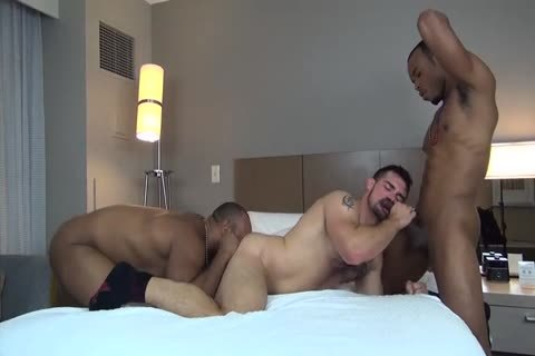 banged By Two huge-dicked, dark dudes