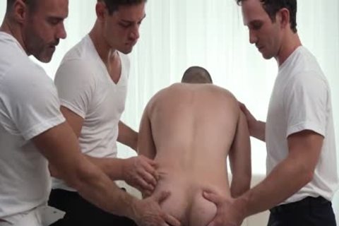 MormonBoyz - Priest acquires His hole Destroyed By man Clergymen
