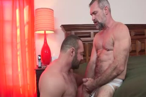 HotOlderMale - meaty BEAR BRAD KALVO bonks dirty DADDY PETER coarse