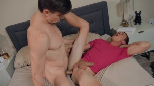 Domestic Bliss - Jack Hunter and Zane Anders anal plow