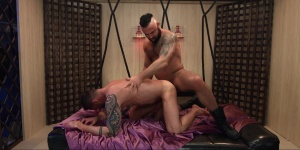 Art Of Domination - Jessy Ares with Tyler Berg anal Hook up