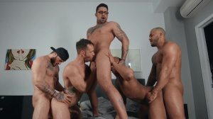 By Invitation only - William Seed with Ryan bones butthole Hump