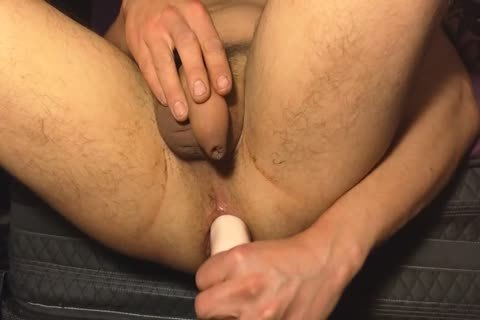Rosebud Belly Bulge humongous And long dildo Gape And butthole Fist
