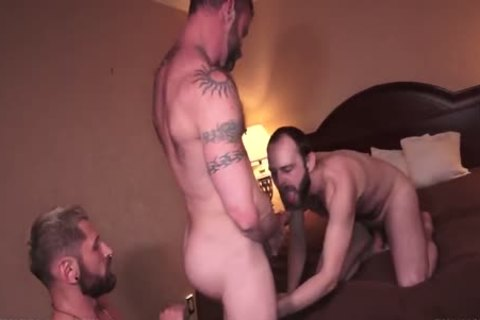 Derek Parker Eli Cummings & Felix Strike raw