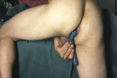 ass Fisting Prolapse biggest deep dildo Belly Bulge