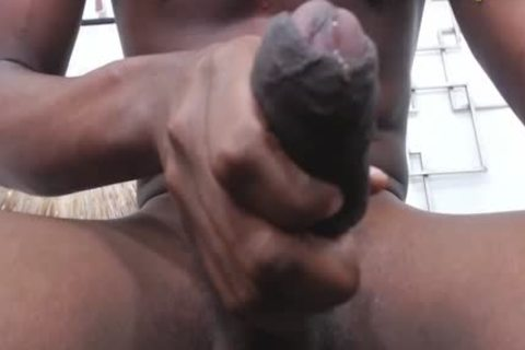 huge dark schlong Masturbation