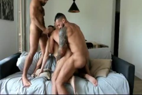 Summer orgy With Viktor Rom And Danny Drexler