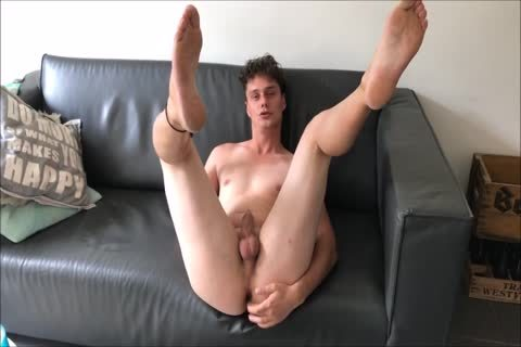 old man Satisfies young man In POV