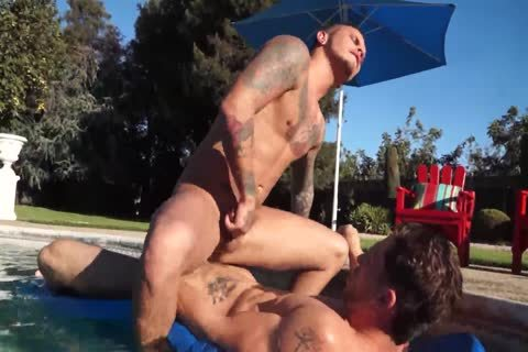 Pool boyfrends - Roman Todd & Seth Knight