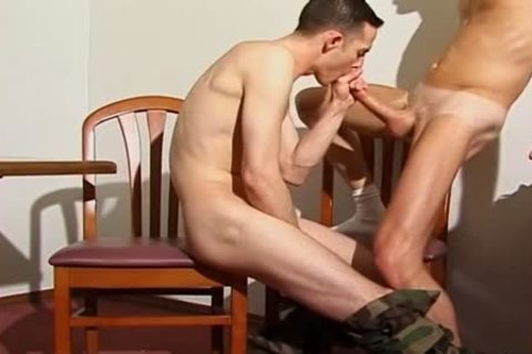 Skinny twink With Tan-lines bonks His ally doggy style