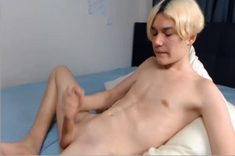 Just A Doll Of A twink. butthole, 10-Pounder & spooge