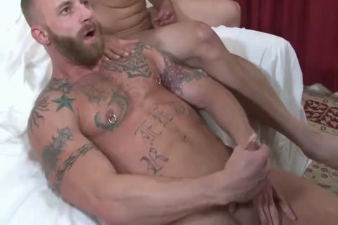 Derek Parker nailed In A three-some