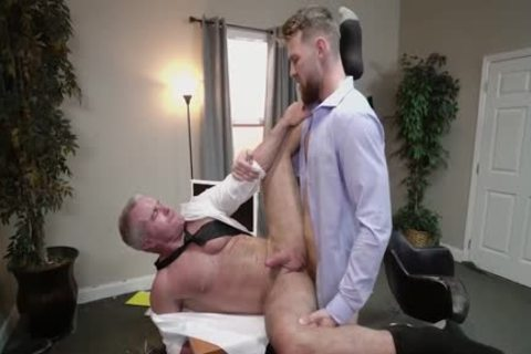 Office juicy Sex Affairs Jacob Peterson And Dale Savage
