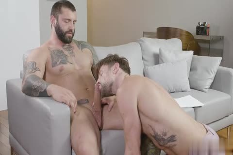 Pornstar Trystan Bull Enjoys stunning Massage Action