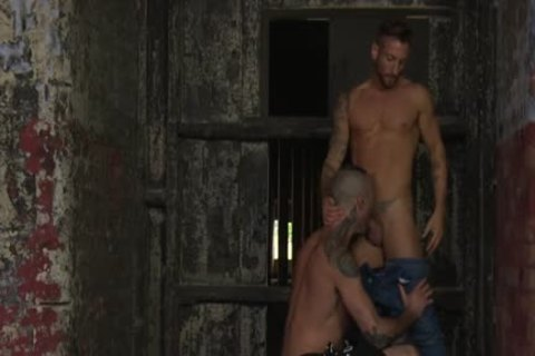 UK kinky dicks - Lured 2 - The Basement - Issac Jones & Nick North.mp4