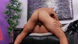 The Bulge Tailor - Ricky Daniels, Cesar Xes butthole Lovemaking