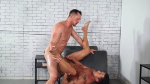 Deepthroat defiance: unprotected - Pierce Paris and Nic Sahara 69 Hump