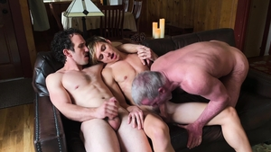 Family Dick - Greg Mckeon hard 3some