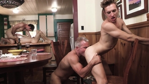 Family Dick - Sex scene with young Marcus Rivers & Greg Mckeon