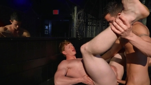 Drill My Hole - Black haired Nic Sahara lusts plowing hard