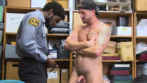 YoungPerps.com: Hard ramming with Devin Trez & Wesley Woods