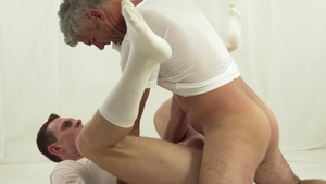 Missionary Boys: Passionate Elder Boon emo punishment sex tape