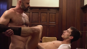 MissionaryBoys: Passionate Elder Dial pounding butt fuck