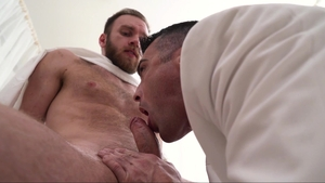 MissionaryBoys.com - Bishop Hart fucked in the butt porn