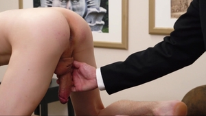 Missionary Boys - Desperate Zach Brenton rushes nailed rough
