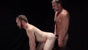 MissionaryBoys: Blond hair Bishop Gibson desires pegging