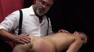 MissionaryBoys - Elder Land striptease sex scene