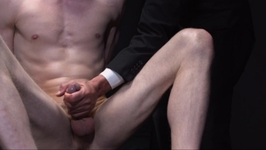 MissionaryBoys.com: Young Elder Holland stripteasing pegging