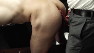 MissionaryBoys: Stiff Elder Ricci receives nailing