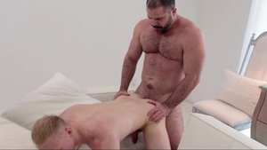 Missionary Boys: Innocent Elder Peterson pounding sexy dancing