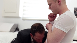 Missionary Boys - Gay President Wilcox first time 69 in school