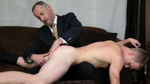 MissionaryBoys - Patriarch Smith & Elder Roberts hard tied up