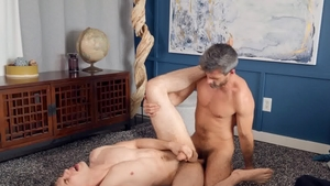 SeanCody.com - Gay Daniel impressed by big penis Angelo