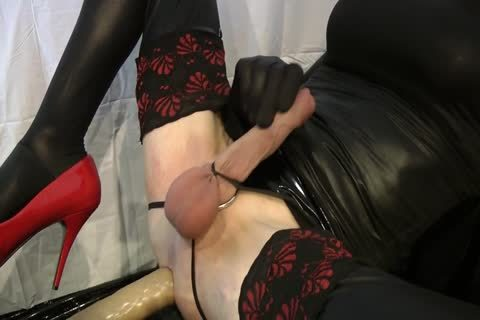 Sissy acquires banged By The Machine