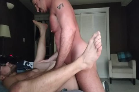 Pig Dominates And Seeds lusty Sub Bottom