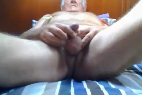Stormbird1 filthy old grand-dad wanking His 10-Pounder