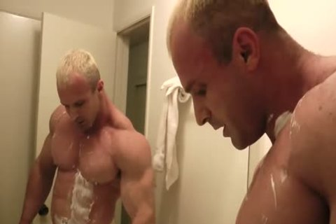 Con Shaving And Showering