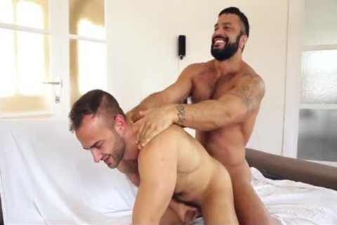 Rogan Richards And Hugo Vergari