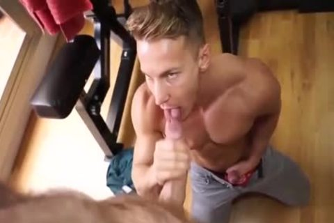 Such A Muscled And sleazy Bottom