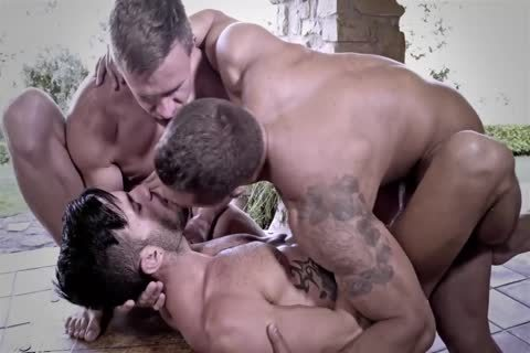 Brock Magnus And Andrey Vic Double Team Andy Star bare Lvp271